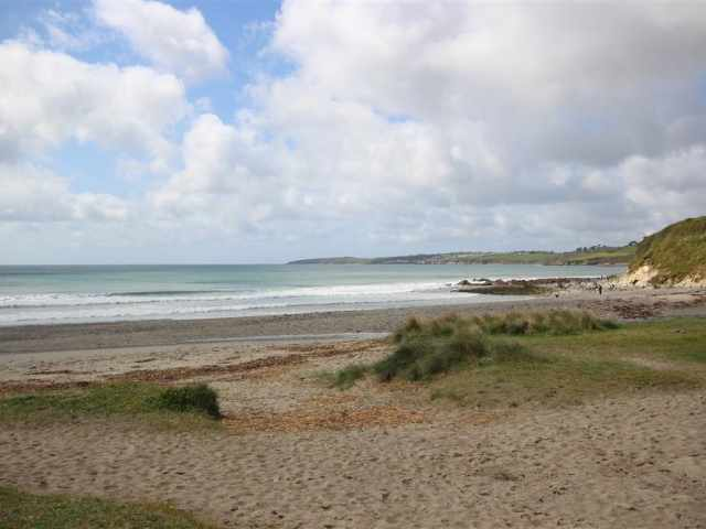 Pendower beach