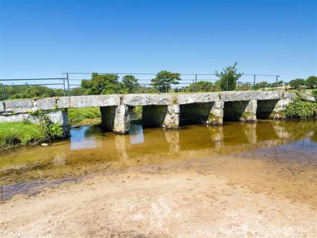 Delphy Bridge Bodmin Moor