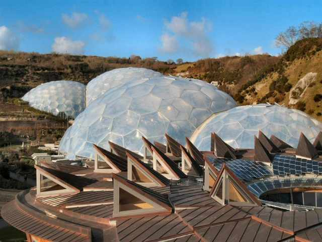 The Eden Project 30 minutes by car