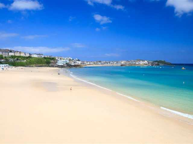 Porthminster Beach- St Ives