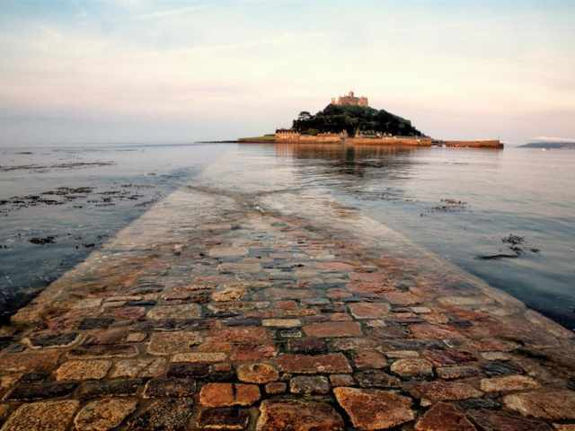 St Michaels Mount (Medium)