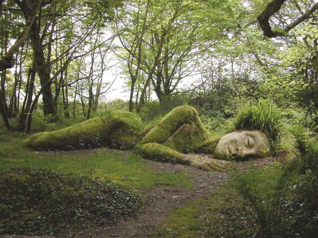 Heligan Mud Maid