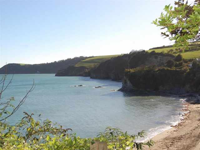 Porthpean Beach & Coastline