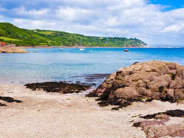 Cawsand Beach nearby