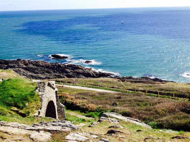 Penlee Point and Queen Adelaide\'s Grotto