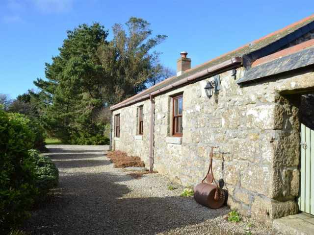 Tremerth Cottage exterior