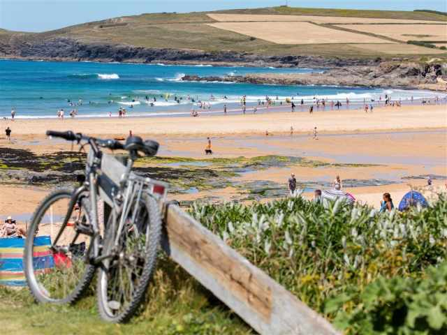 Camel Trail - Padstow, Constantine Bay
