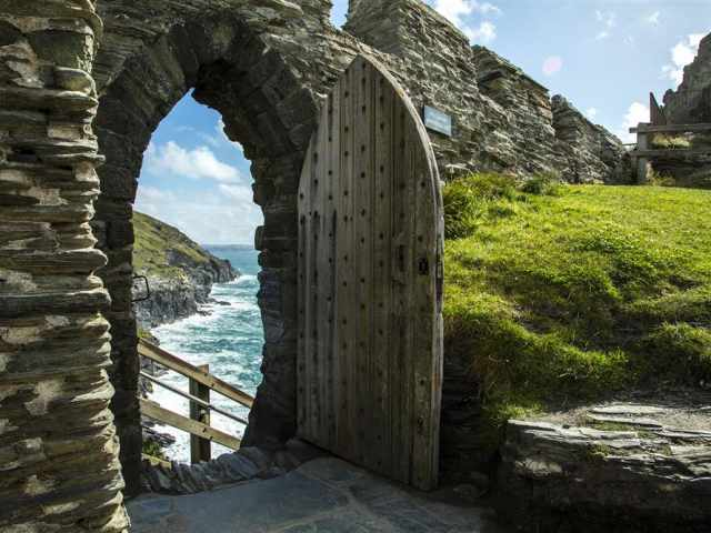 Tintagel Castle - Matt Jessop