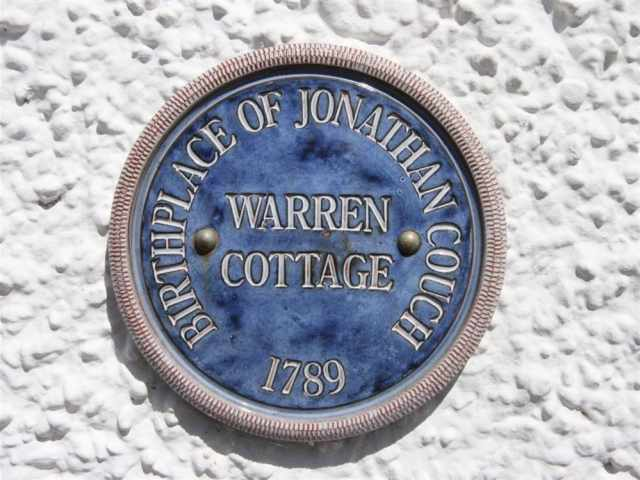 Birthplace of Jonathan Couch
