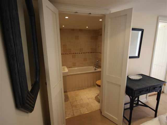 Bathroom to Annex
