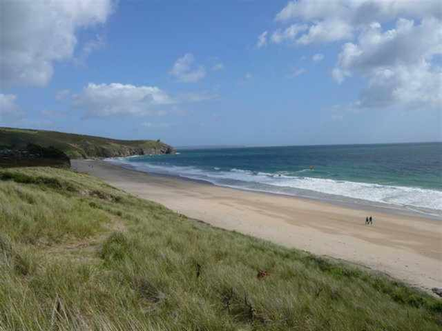 Praa Sands Beach