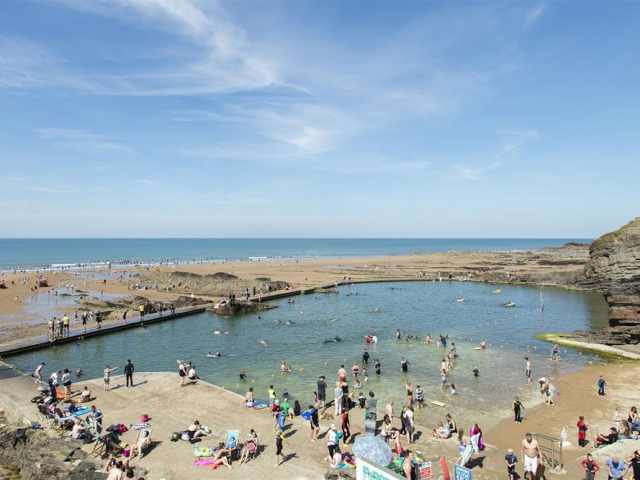 Bude Sea Pool Matt Jessop