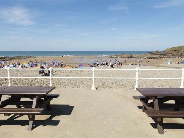 Crooklets Beach Bude Matt Jessop