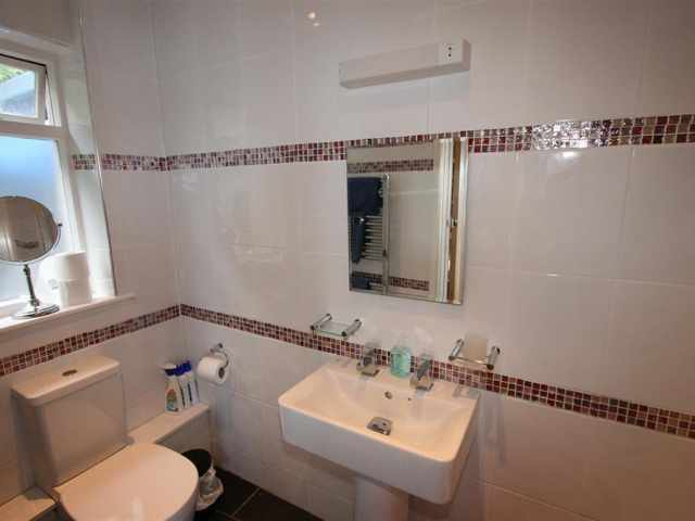 Shower ensuite room