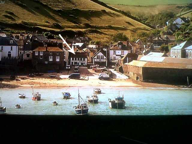 Harbour loft - as seen on Doc Martin