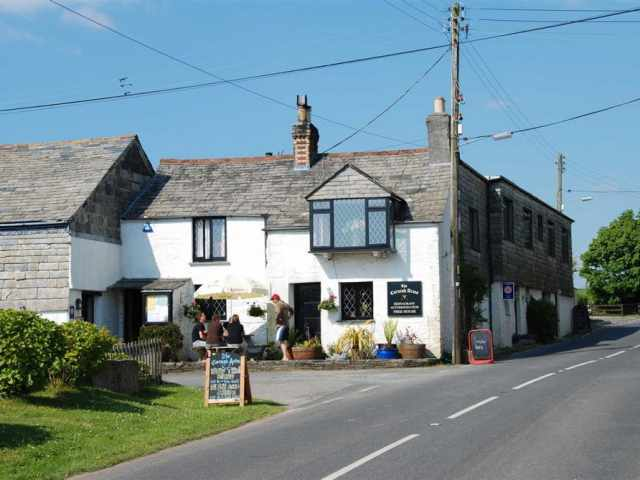 The Cornish Arms - Pendoggett