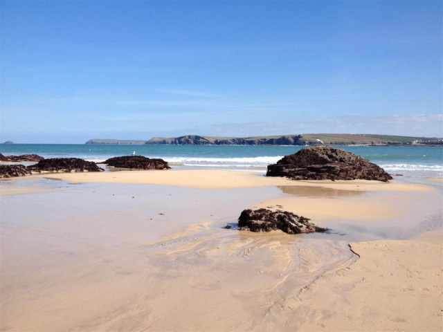Harlyn Bay beach (2)