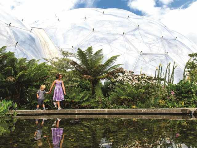 Eden Project Matt Jessop