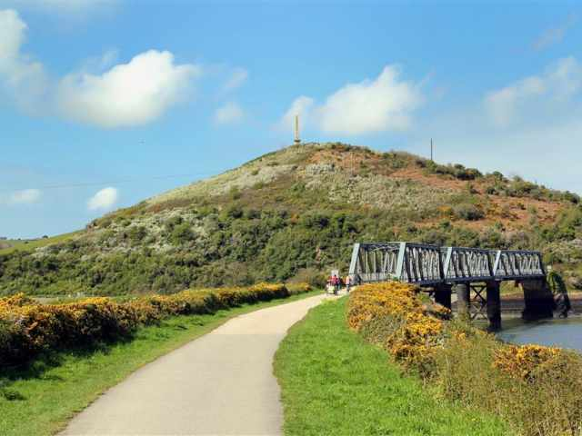 Cycle the Camel Trail to Padstow
